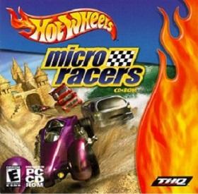 <i>Hot Wheels Micro Racers</i>