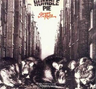 <i>Street Rats</i> 1975 studio album by Humble Pie