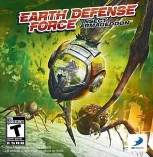 Earth Defense Force Insect Armageddon-SKIDROW