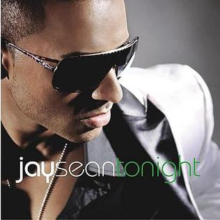 Jay Sean - Tonight Promo CD