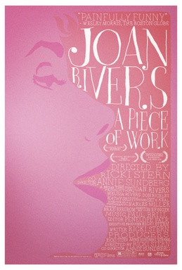 Joan Rivers: A Piece of Work (2010) movie poster