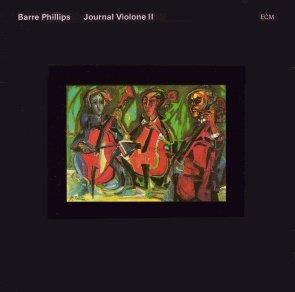 <i>Journal Violone II</i> album by Barre Phillips