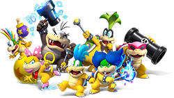koopalings wikipedia. Black Bedroom Furniture Sets. Home Design Ideas