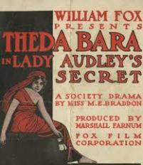 <i>Lady Audleys Secret</i> (1915 film) 1915 US silent drama film directed by Marshall Farnum