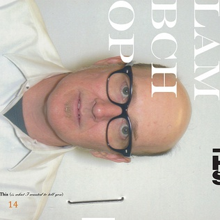 <i>This (Is What I Wanted to Tell You)</i> 2019 studio album by Lambchop