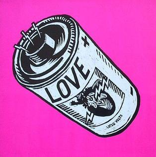 <i>Dayglo</i> (album) 1992 studio album by Love Battery