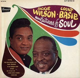 album by Jackie Wilson