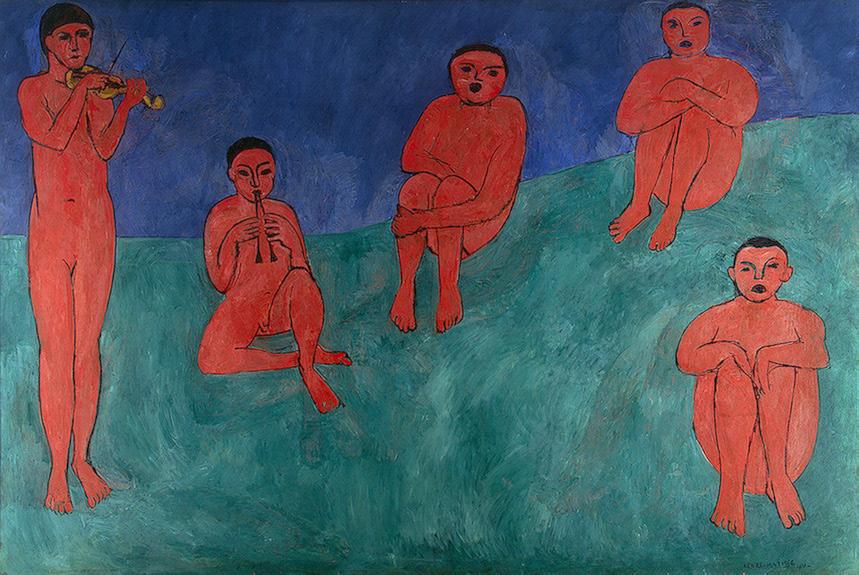 Music (Matisse) - Wikipedia