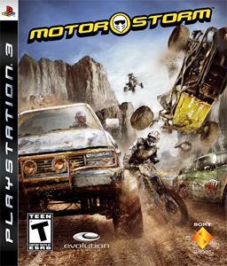 <i>MotorStorm</i> video game
