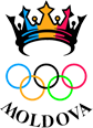 National Olympic Committee of the Republic of Moldova logo