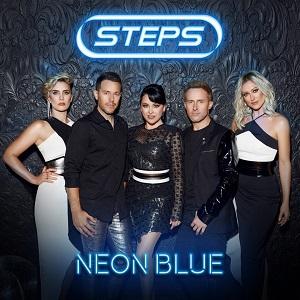 Neon Blue single by Steps