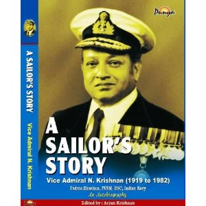 Nilakanta Krishnan Indian admiral
