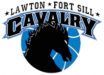 Lawton-Fort Sill Cavalry basketball team