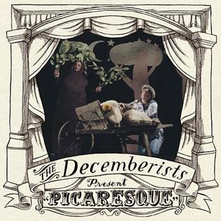 <i>Picaresque</i> (album) 2005 studio album by The Decemberists
