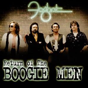 <i>Return of the Boogie Men</i> 1994 studio album by Foghat