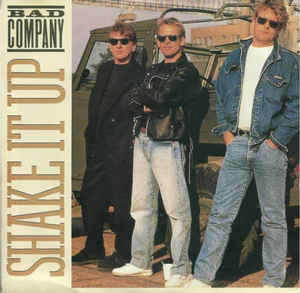 Shake It Up (Bad Company song) 1988 single by Bad Company