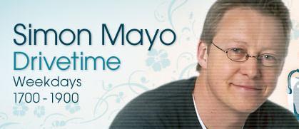 Image result for simon mayo