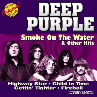 <i>Smoke on the Water & Other Hits</i> compilation album by Deep Purple