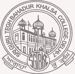 SGTB Khalsa College seal