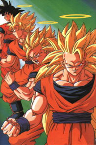Son Goku (Dragon Ball) - Wikipedia, the free encyclopedia