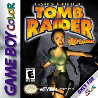 <i>Tomb Raider: Curse of the Sword</i> 2001 video game