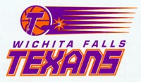Wichita Falls Texans logo