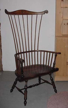 Windsor chair Wikipedia