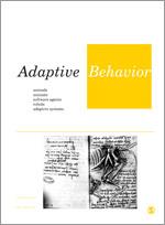 <i>Adaptive Behavior</i> (journal) journal