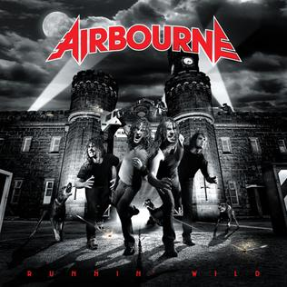 <i>Runnin Wild</i> (Airbourne album) 2007 studio album by Airbourne