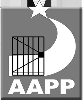 Assistance Association for Political Prisoners logo.png