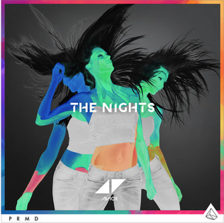 Avicii - The Nights (studio acapella)