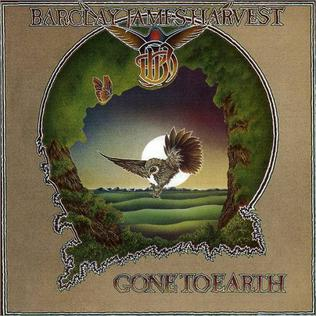 Gone To Earth Barclay James Harvest Album Wikipedia