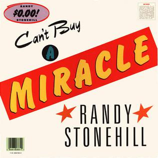 <i>Cant Buy a Miracle</i> album by Randy Stonehill