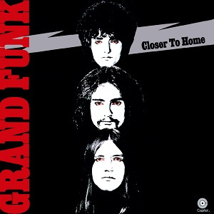 <i>Closer to Home</i> 1970 studio album by Grand Funk Railroad