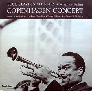 <i>Copenhagen Concert</i> 1979 live album by Buck Clayton All Stars featuring Jimmy Rushing