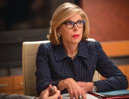 Diane Lockhart fictional character from the television series The Good Wife and The Good Fight