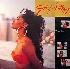 Jody Watley — Don't You Want Me (studio acapella)