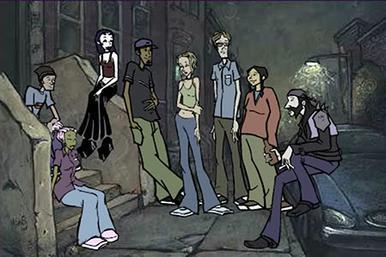 Downtown (TV series) - Wikipedia