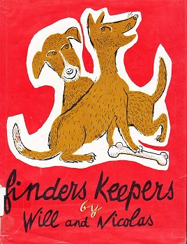 Finders Keepers Will And Nicholas Children S Book