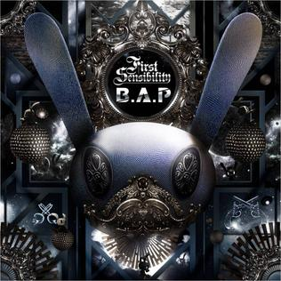 First Sensibility Album Cover.jpg