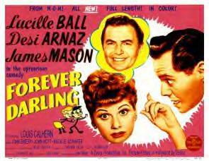 <i>Forever, Darling</i> 1956 film by Alexander Hall