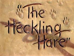 <i>The Heckling Hare</i> 1941 Bugs Bunny cartoon