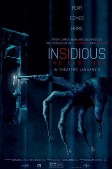 Insidious The Last Key Wikipedia