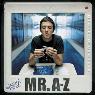 <i>Mr. A–Z</i> 2005 studio album by Jason Mraz