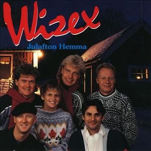<i>Julafton hemma</i> 1993 studio album by Wizex