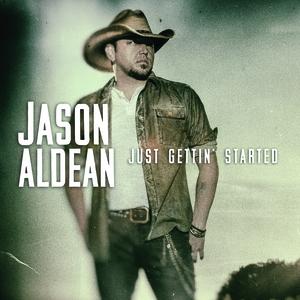 Just Gettin Started 2014 single by Jason Aldean