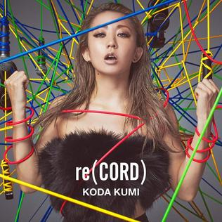 <i>Re(cord)</i> 2019 studio album by Koda Kumi