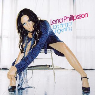 <i>Jag ångrar ingenting</i> 2005 studio album by Lena Philipsson
