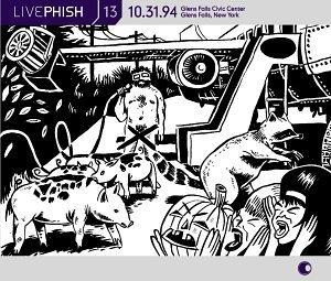 <i>Live Phish Volume 13</i> 2002 live album by Phish