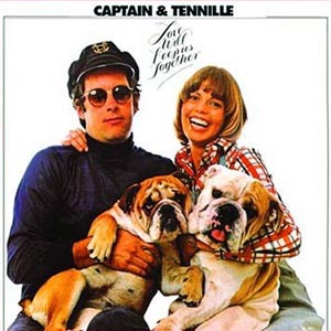 <i>Love Will Keep Us Together</i> (album) 1975 studio album by Captain & Tennille